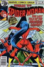 Spider-Woman (1978-1983) #12 Variant A