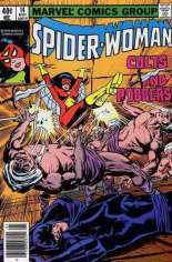 Spider-Woman (1978-1983) #14 Variant A