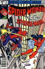 Spider-Woman (1978-1983) #20 Variant A: Newsstand Edition
