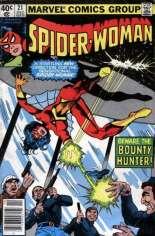 Spider-Woman (1978-1983) #21 Variant A: Newsstand Edition