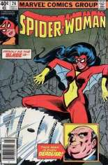 Spider-Woman (1978-1983) #26 Variant A: Newsstand Edition