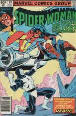 Spider-Woman (1978-1983) #29 Variant A: Newsstand Edition