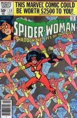 Spider-Woman (1978-1983) #30 Variant A: Newsstand Edition