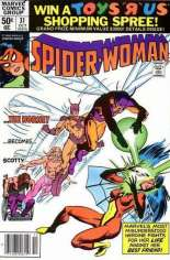 Spider-Woman (1978-1983) #31 Variant A: Newsstand Edition