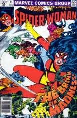 Spider-Woman (1978-1983) #35 Variant A: Newsstand Edition
