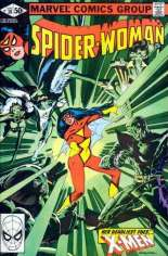 Spider-Woman (1978-1983) #38 Variant B: Direct Edition