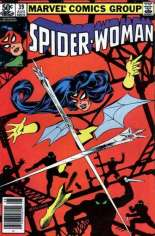 Spider-Woman (1978-1983) #39 Variant A: Newsstand Edition