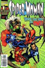 Spider-Woman (1999-2000) #1 Variant A