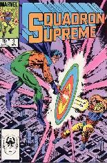Squadron Supreme (1985-1986) #3