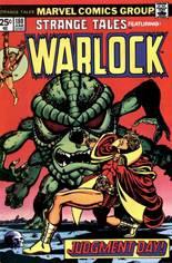 Strange Tales (1951-1976) #180