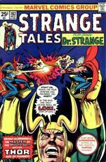 Strange Tales (1951-1976) #182 Variant A