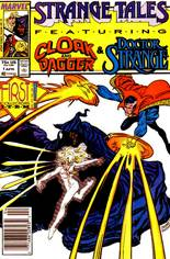Strange Tales (1987-1988) #1 Variant A: Newsstand Edition