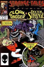 Strange Tales (1987-1988) #3