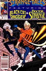 Strange Tales (1987-1988) #10 Variant A: Newsstand Edition