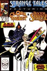 Strange Tales (1987-1988) #13