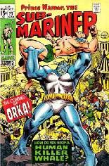 Sub-Mariner (1968-1974) #23