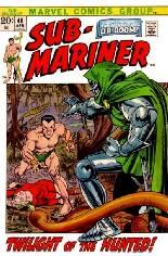 Sub-Mariner (1968-1974) #48