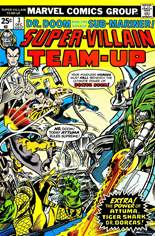 Super-Villain Team-Up (1975-1980) #3 Variant A