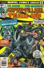 Super-Villain Team-Up (1975-1980) #8 Variant A
