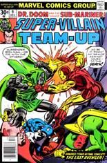 Super-Villain Team-Up (1975-1980) #9 Variant A