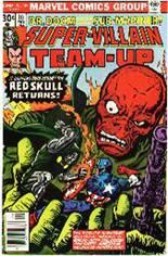 Super-Villain Team-Up (1975-1980) #10