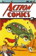 Action Comics (1938-2011, 2016-Present) #1 Variant A