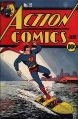 Action Comics (1938-2011, 2016-Present) #25