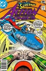Action Comics (1938-2011, 2016-Present) #482 Variant A