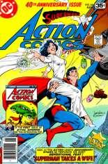 Action Comics (1938-2011, 2016-Present) #484 Variant A