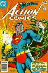 Action Comics (1938-2011, 2016-Present) #485 Variant A