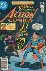 Action Comics (1938-2011, 2016-Present) #521 Variant A: Newsstand Edition
