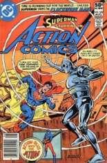 Action Comics (1938-2011, 2016-Present) #522 Variant A: Newsstand Edition