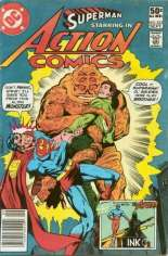 Action Comics (1938-2011, 2016-Present) #523 Variant A: Newsstand Edition