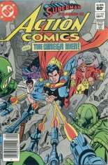 Action Comics (1938-2011, 2016-Present) #535 Variant A: Newsstand Edition
