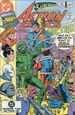 Action Comics (1938-2011, 2016-Present) #536 Variant B: Direct Edition