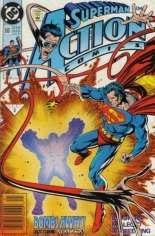 Action Comics (1938-2011, 2016-Present) #661 Variant A: Newsstand Edition