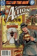 Action Comics (1938-2011, 2016-Present) #663 Variant A: Newsstand Edition