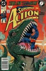 Action Comics (1938-2011, 2016-Present) #664 Variant A: Newsstand Edition