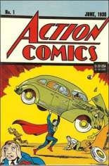 Action Comics (1938-2011, 2016-Present) #1 Variant I: 1992 Reprint; $1 Cover Price; Distributed w/ Superman: The Death of Superman #TP