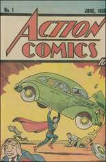Action Comics (1938-2011, 2016-Present) #1 Variant E: 1987 Nestle Reprint; 10 Cent Cover Price