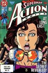 Action Comics (1938-2011, 2016-Present) #662 Variant C: 2nd Printing