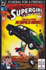 Action Comics (1938-2011, 2016-Present) #685 Variant C: 2nd Printing