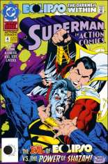 Action Comics (1938-2011, 2016-Present) #Annual 4