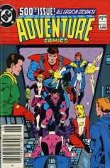 Adventure Comics (1938-1983) #500 Variant A: Newsstand Edition