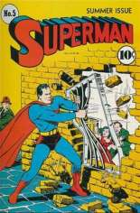 Superman (1939-1986, 2006-2011) #5