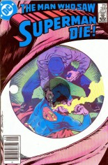 Superman (1939-1986, 2006-2011) #399 Variant A: Newsstand Edition