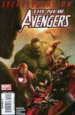 New Avengers (2005-2010) #40 Variant B: Direct Edition
