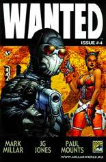 Wanted (2003-2005) #4 Variant C: SDCC Exclusive