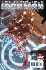 Invincible Iron Man (2008-2012) #1 Variant A
