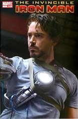 Invincible Iron Man (2008-2012) #1 Variant C: Movie Cover